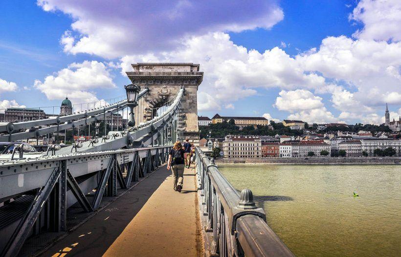 Budapest, Perla del Danubio