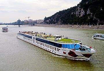Barco A Rosa Riva