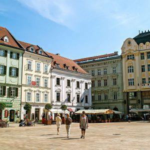 Bratislava las perlas del danubio