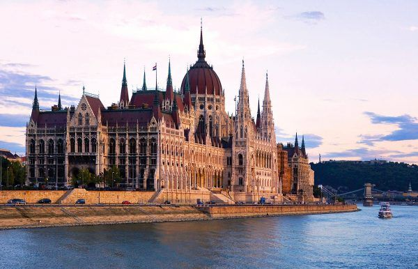 crucero budapest parlamento