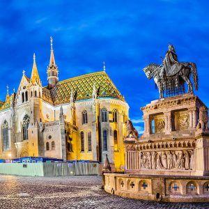 Iglesia Matias de Budapest