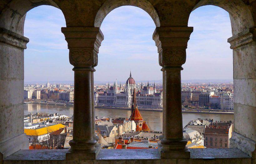 Bastion de los Pescadores, Budapest