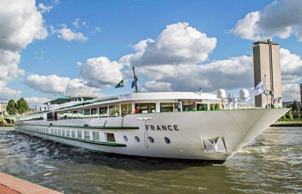 Barco France de 4 anclas – Croisieurope