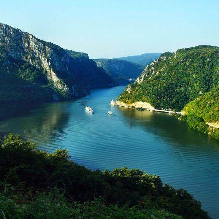 Puertas de Hierro del Danubio