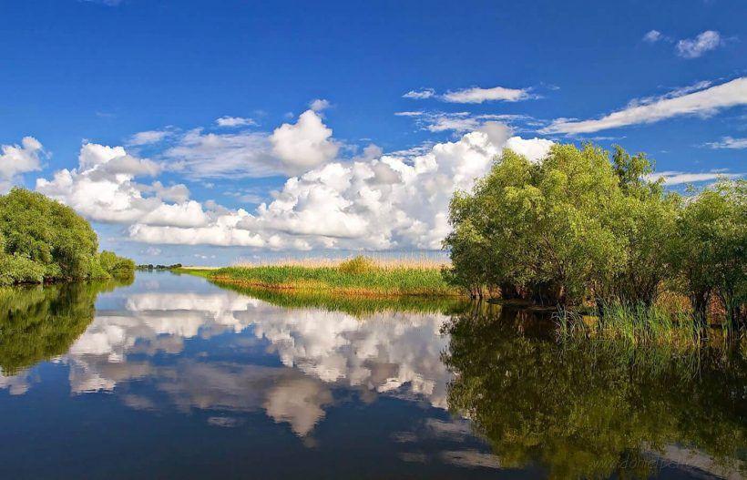 El Delta del Danubio, Tulcea