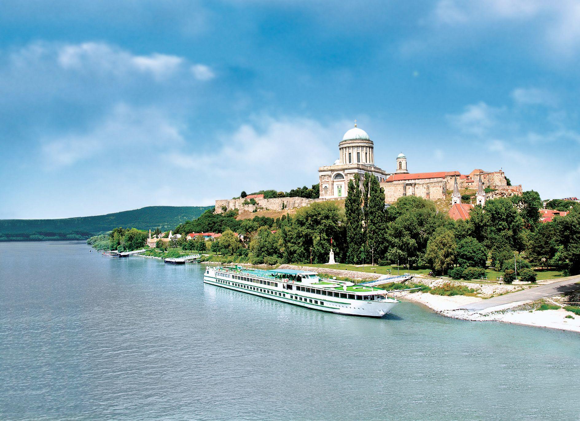 Hongrie-Danube-Esztergom-basilique©CroisiEurope