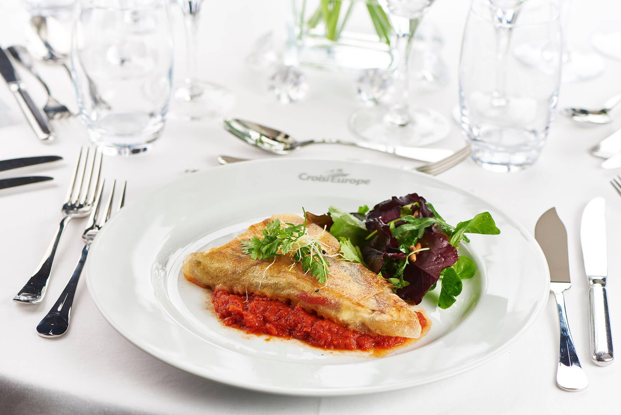 servicio de comida croisieurope