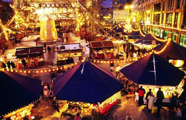 Mercados Navidad Budapest