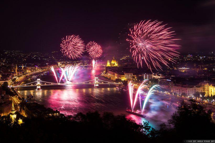 Budapest en Nochevieja