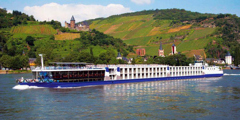 Crucero Joyas Danubio Arena barco